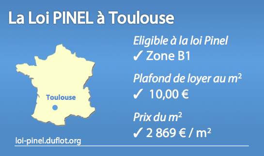 Loi Pinel Toulouse