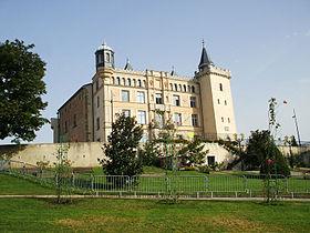 Chateau de Saint Priest